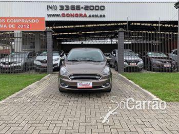 Ford ka+ SEDAN TITANIUM 1.5 12V AT6