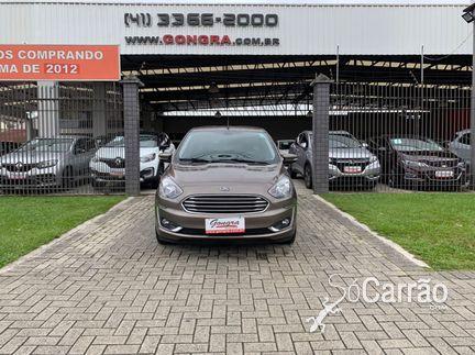 Ford KA+ - ka+ SEDAN TITANIUM 1.5 12V AT6