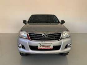 Toyota HILUX CD - hilux cd SR 4X2 2.7 16V AT