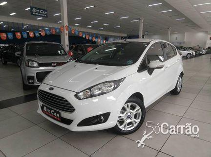 Ford FIESTA - FIESTA 1.6 8V