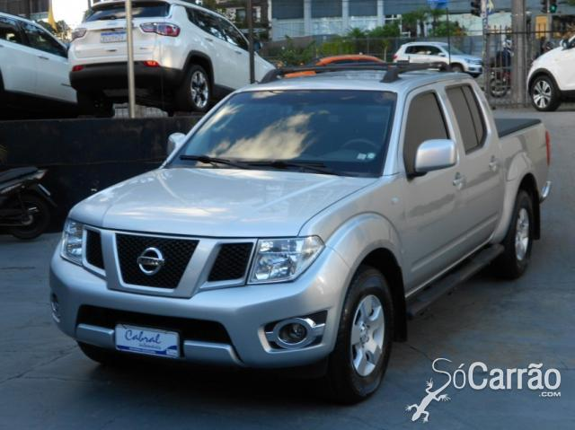 Nissan FRONTIER S CD 4X2 2.5