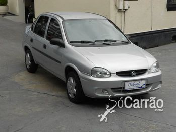 GM - Chevrolet corsa sedan CLASSIC 1.0 MPFI