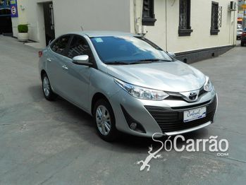 Toyota yaris hatch XL PLUS CONNECT 1.5 16V CVT