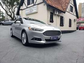 Ford FUSION - fusion TITANIUM FWD 2.0 16V GTDi AT