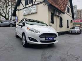 Ford NEW FIESTA SEDAN - new fiesta sedan TITANIUM PLUS 1.6 16V 125CV P.SHIFT