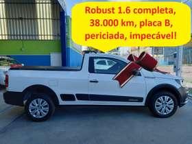 Volkswagen SAVEIRO CS - saveiro cs SAVEIRO CS ROBUST G6 1.6 8V