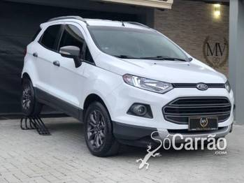 Ford new ecosport FREESTYLE PLUS 1.6 16V