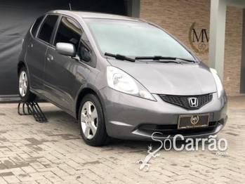 Honda fit LX 1.4 8V CVT