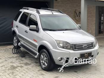 Ford ecosport FREESTYLE 1.6 16V