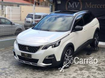 Peugeot 3008 suv GRIFFE PACK 1.6 THP 16V AT6