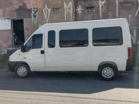 Fiat DUCATO MINIBUS VAN - ducato minibus van DUCATO MINIBUS VAN 2.8 JTD