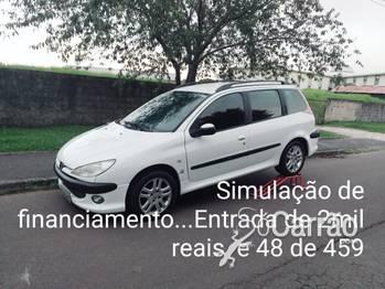 Peugeot 206 SW PRESENCE 1.4 8V