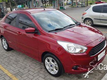 Ford Sedan 1.5 SEL 16V
