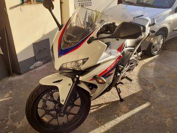 Honda CBR 500 CBR 500 R