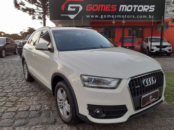 Audi Q3 q3 2.0 TFSI QUATTRO S TRONIC