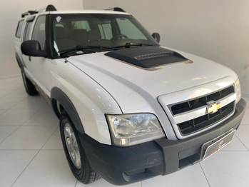 GM - Chevrolet S10 CD ADVANTAGE 4X2 2.4 8V
