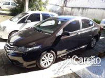 Honda CITY LX 1.5 16V 4P