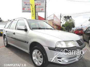 Volkswagen PARATI GIII 1.8 4P