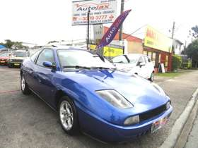 Fiat COUPE - coupe 2.0 16V