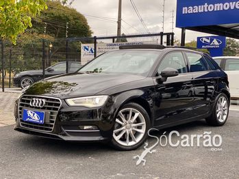 Audi a3 sportback 1.8 16V TFSI S TRONIC