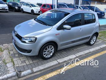 Volkswagen FOX ROCK IN RIO 1.6 8V 4P
