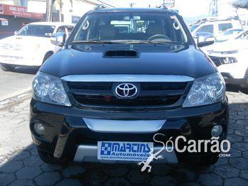 Toyota HILUX SW4 3.0 TURBO