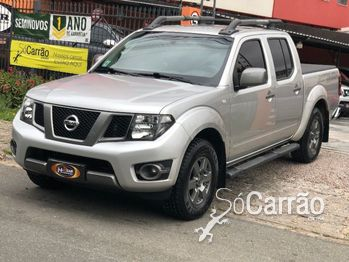 Nissan FRONTIER ATTACK