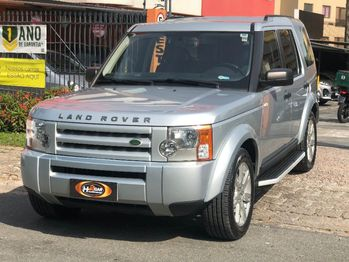 Land Rover DISCOVERY 3 V6 S 4.0 AUT