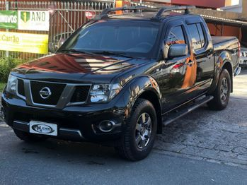 Nissan FRONTIER ATTACK 4X4