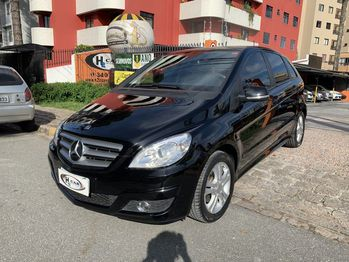 Mercedes b 200 1.6 TB