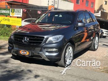 Mercedes ml 350 BLUEFFICIENCY SPORT 4X4 3.5 V6