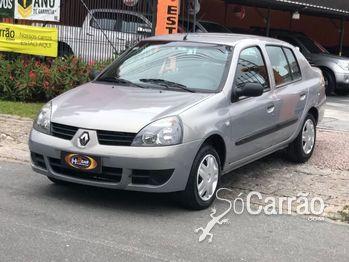 Renault clio sedan AUTHENTIQUE 1.0 16V HIFLEX