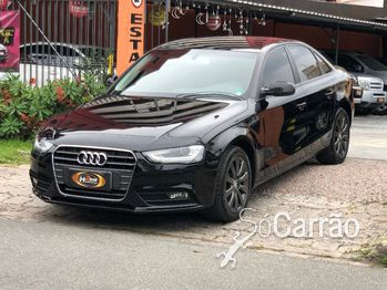 Audi a4 2.0 16V TB FSI 183CV MULT