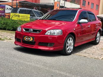 GM - Chevrolet astra SS 2.0 8V FLEXPOWER