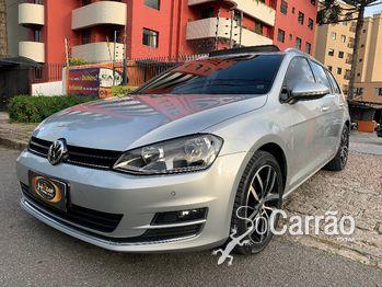 Volkswagen golf variant HIGHLINE(Rodas17) 1.4 TSi TIP