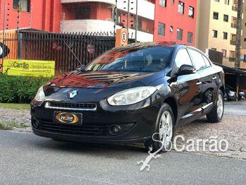 Renault fluence DYNAMIQUE PLUS 2.0 16V CVT HIFLEX