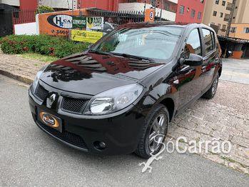Renault sandero EXPRESSION(Vibe) 1.6 8V