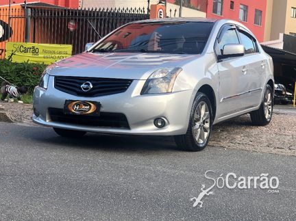Nissan SENTRA - sentra S SPECIAL EDITION 2.0 16V CVT