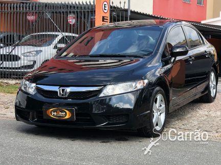 Honda CIVIC - civic LXS 1.8 16V MT