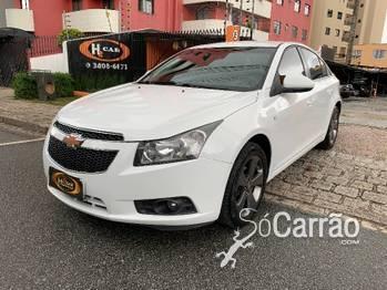 GM - Chevrolet cruze ecotec6 LT 1.8 16V AT FLEXPOWER