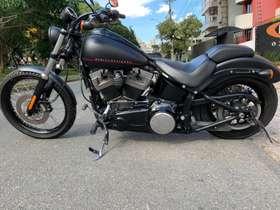 Harley Davidson BLACKLINE - blackline BLACKLINE FXS