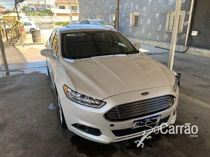 Ford FUSION - fusion 2.5 16V AT