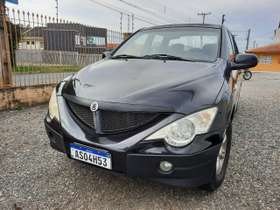 Ssangyong ACTYON - actyon ACTYON SPORT GL 4X4 2.0 16V XDI AT
