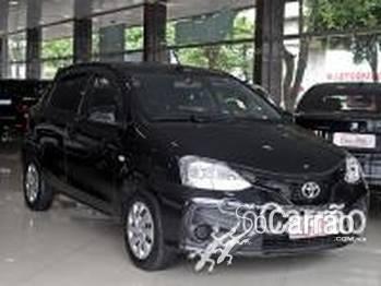 Toyota ETIOS HB X 1.3 AUTOMATICO