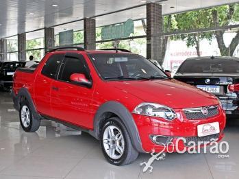 Fiat Trekking 1.6 16V Flex CD
