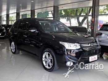 Mitsubishi OUTLANDER 4WD 3.0 V6