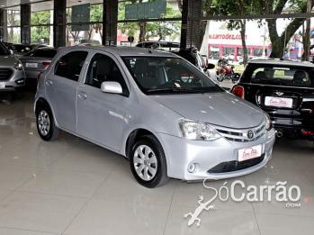 Toyota ETIOS 1.3 16V 4P