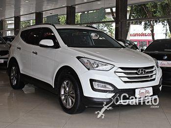 Hyundai SANTA FÉ MPFI 3.3 4X4 V6 270CV