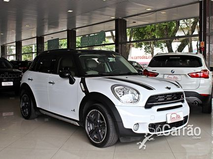 Mini MINI COOPER - mini cooper COUNTRYMAN 1.6 16V AT