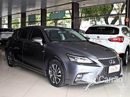Lexus CT200H - ct200h LUXURY 1.8 16V HIBRIDO AT